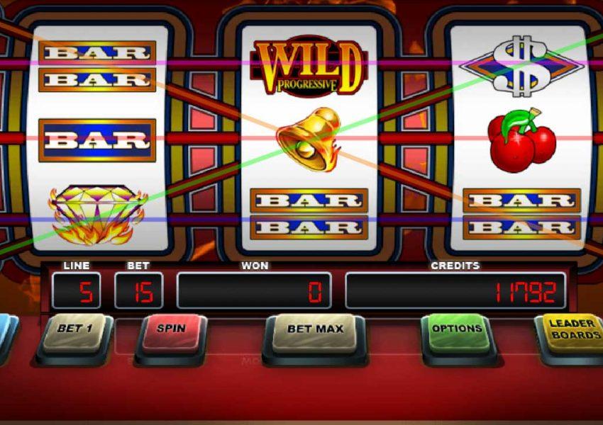 Casino Slots Listing